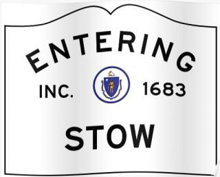 Entering Stow