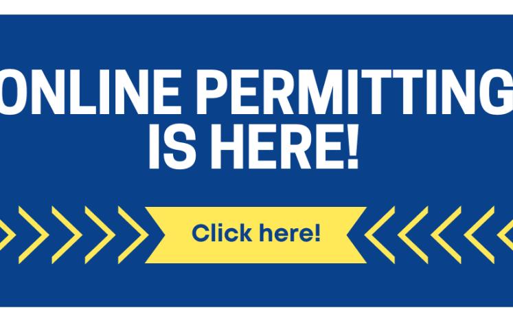 Online Permitting