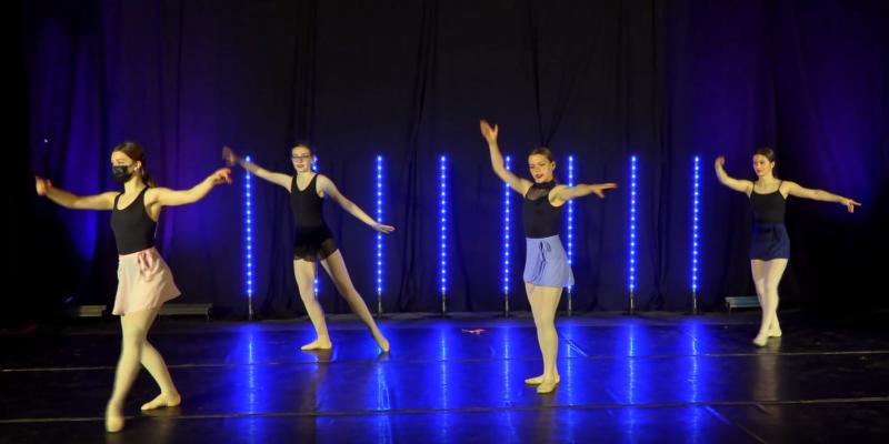 Miss Tricia's Dance Recital