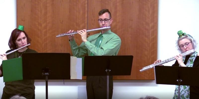 Precious Metals Flute Concert